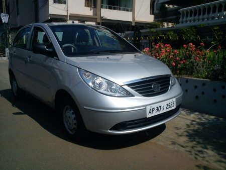 Tata Indica Vista 2013 Model. Excellent Condition. 27000 kms. - by Sri Sundar Sai Cars, Vishakhapatnam