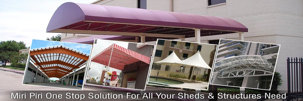 We are Delhi based leading Manufacturers, Suppliers, Traders and Service Provider of excellent quality in India of Tensile Membrane Structure, Car Parking Structure, Roofing Structures, Space Frame Structure, Walkway Structure, Prefabricate - by Awnings Canopies Unlimited, New Delhi