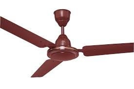 •	Fans: A mechanical fan, usually electrically powered, suspended from the ceiling of a room, that uses hub-mounted rotatingpaddles to circulate air.  - by SHIV NATH ELECTRICO CO REGD, Gurgaon