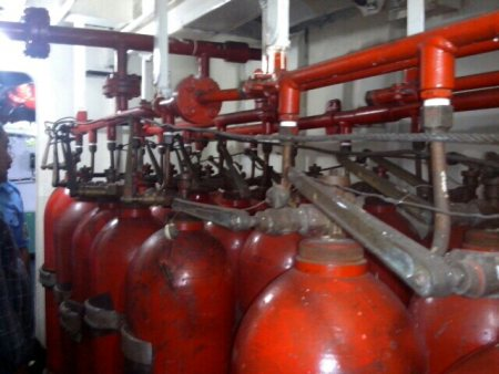 CO2 Fire Fighting system  - by Industrial Engineers And Manufacturers, Visakhapatnam