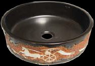 Designer Tabletop Ceramic Washbasin @ Madhapur Hyderabad - by Best Bed CIH, Hyderabad