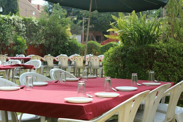 Open veg. Restaurant in udaipur - by Hariyali Restaurant, Udaipur