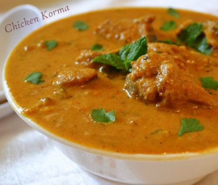 Call Now ! @ 9503821702 & Order for Garma-Garam Chicken KORMA. Taste the Exotic Spices in your Mouth watering Korma... Order Now. - by Pathan Laziz Biryani, Pune