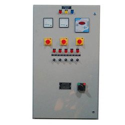 APFC Panels ranging from 20 KVAR to 1000 KVAR can be designed and manufactured for our customers. - by Rybs Power Controls, Hyderabad