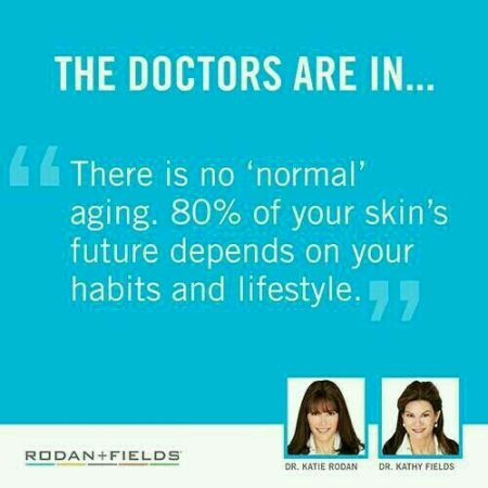 Do you have a great skincare routine?! If not you should!! Created by the same doctors who built the proactiv empire these products will not dissapoint!!! 2014 Rodan + Fields was named #4 in top premium skincare brands!!!! Message me for mo - by owner/Level 1executive consultant Rodan + Fields dermatologists, Hopkins