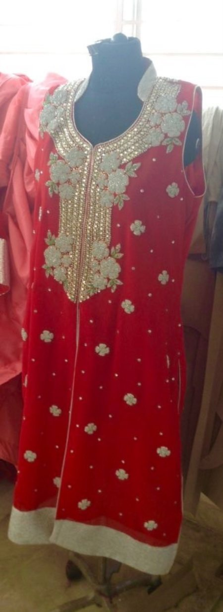 Designer Bridal Sherwani with studded stone in Delhi, visit Simorra Fashionista for exclusive designs and Luxury Couture - by SIMORRA FASHIONISTA- Luxury Couture & PRET, Ghaziabad