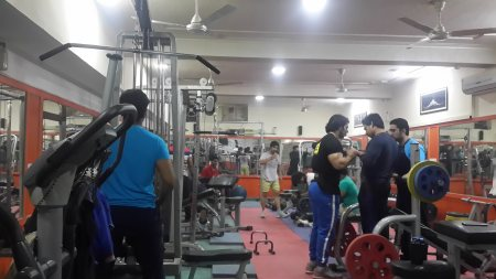 Best fitness centre in karol bagh with highly equipped fitness equipment and provide specialised consultation from qualified trainers.  - by Fitness World Gym,
