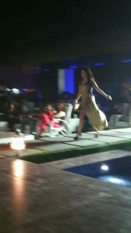 Fashion show - by One Restaurant Lounge, Hyderabad