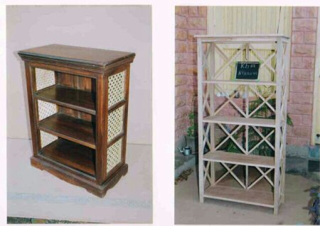 Two type of rack.. - by Kanhaiya Handicraft, Jodhpur