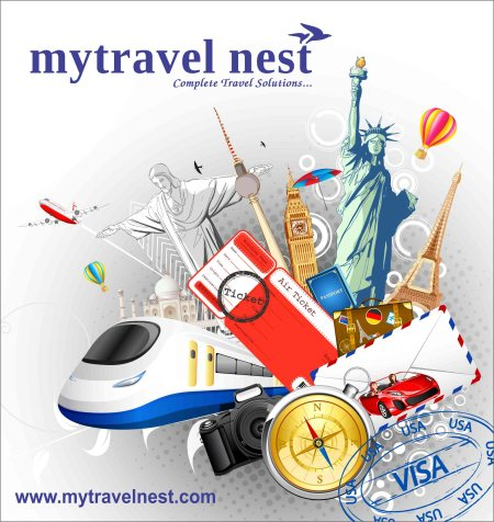 Looking for a Travel Agents in Mysore !! My Travel Nest is the one Stop for All your Travel Solutions....................................... - by My Travel Nest, Mysore