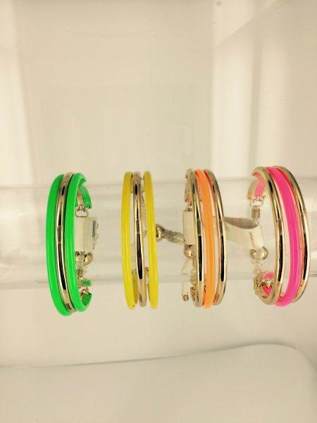 Neon bracelets $12