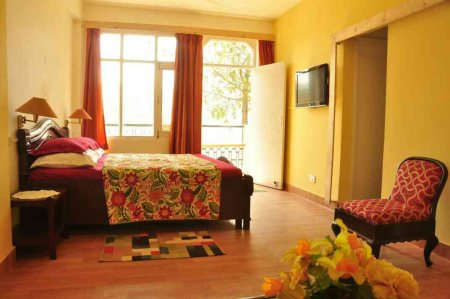 Rooms  - by Hotel Sunrise Cottage , Dharampur