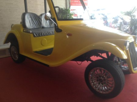 Battery Operated Car  Manufacturers in chennai - by Shuttlecars India Pvt Ltd, Chennai