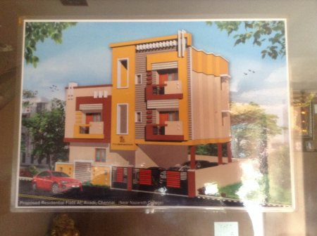 We are doing Architectural Designing Works  - by Tower Tech Designers, Chennai