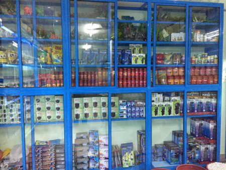 Food & Accesseries - by Kaichirayil Aquaworld, Pathanamthitta