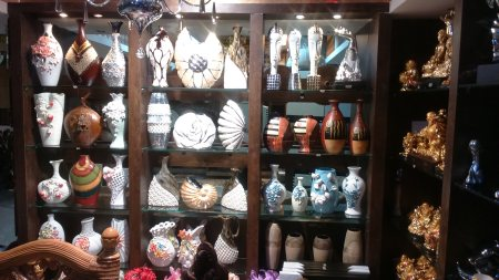 New Arrival Ceramic & Malaysian Wooden Vases - by Best Bed CIH, Hyderabad