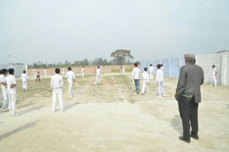 Play ground. - by Jawahar International School, Ballia