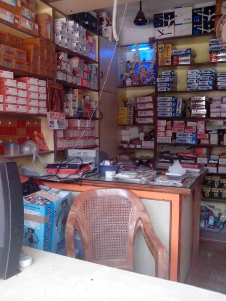 Cash counter side - by Vinayaga Electricals , Villupuram