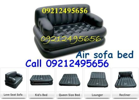 5 In 1 Air Sofa Bed High Quality India Best Price New Inflatable