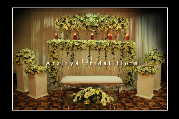 Getting ready for your wedding? Why don't you call us to know how we can give a perfect setting to union of two souls. Just click the call icon on this site or you can also leave your message and contact number so that we can get in touch w - by Araliya Bridal Flora, Ambalangoda