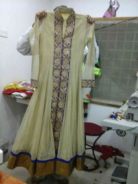 Sherwani stayel ananakali ankal lenth - by Utkarshini fashion boutique, Hyderabad
