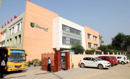 The Millennium Schools are a national chain of CBSE affiliated co-educational schools, powered by their pedagogy partner Educomp Solutions Limited. Our thought and philosophy is based on deep rooted Indian values and rich culture integrated - by The Millennium School | @+91-7533007721 | Gurgaon, Gurgaon