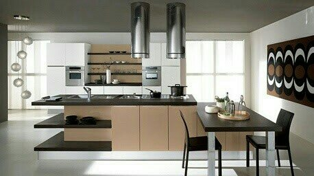 Best designer modular kitchens in Ludhiana - by INGENIOUS KITCHENS, Ahmedabad
