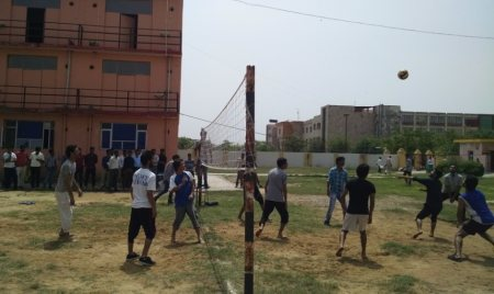 sport events - by B M Group Of Institutions, Gurgaon