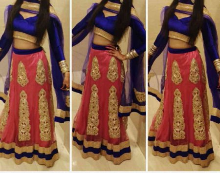 New Designer Lehnga on rent in uttam nagar - by Angel Fashion Boutique, New Delhi