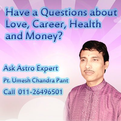 ions about your future from Astrology Horoscope India Center - World Famous Astrologer in Delhi India. To know about your horoscope contact Astrologer Umesh.