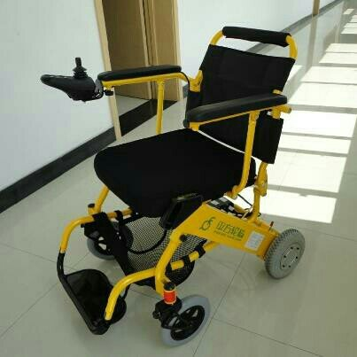 Manual wheelchair and powered stand-up. Specially made for peoples who have back and hip pains after a long period of sitting. Useful for lifitng to Stand-up position which is used to work independently for small works. - by THIRDLEG MOBILITY AIDS, chennai