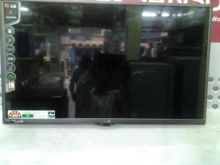 LG LED TV 32 LB 550A MRP 28990 NOW SPL OFFER PRICE 25990 HDMI USB MOVI PLAY L & R AUDIO IN & OUT - by MSIAGENCIES, BANGALORE