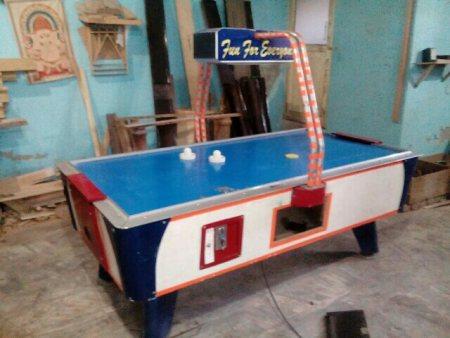 Air hockey table  - by Pool n Snooker table, Mewat