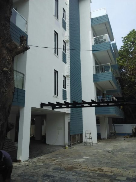 Available Ready  Hotel Plot for Sale in Goa  Near Baga Creek oc applied, 12 rooms + 4 rooms, swimming pool, all with white goods , 6 - 1bhk flats for  further details Contact - Realty Investments - 9930070075. - by Realty Investments, Mumbai