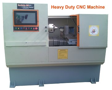 Heavy duty CNC machines in Pune. Call now for best deals. - by Gurudatta CNC, Pune