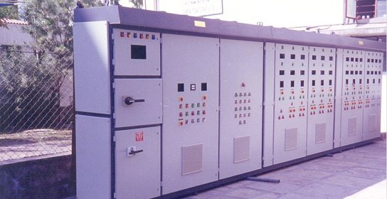 Furnace Contol Panels, MCC Panels, Power DC + APFC Panels in Pune