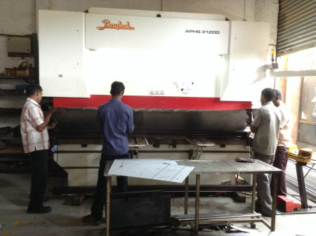 We are Best Metal Folding Job Work in Chennai - by Sharp Industries, Chennai