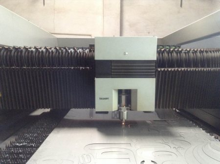 We are leading Laser Metal Cutting Job Work in Chennai - by Sharp Industries, Chennai