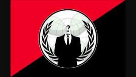 we are anonymous we do not forgive or forget join now - by isaih, White County