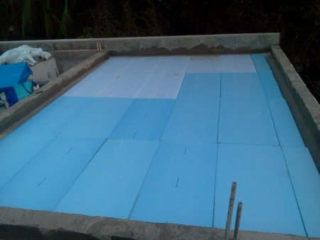 A typical Insulated Roof Slab - by Roof Xperts India Private Limited, Chennai
