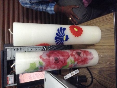 Pillar Candles in Hyderabad - by Pramila Designer Candles, Hyderabad