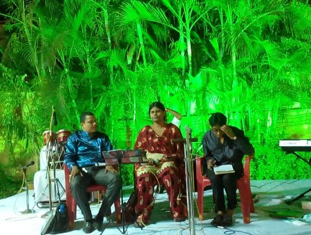 Recently we have done track show in indore - by Raaz Event Management & Raaz Musical Group, Indore