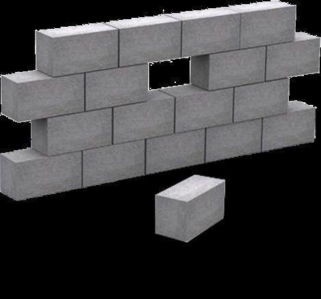 AAC (Aerated Autoclaved Cellular lightweight) Blocks are approximately 3 times lighter than conventional bricks/blocks. Size is 16 times larger compared to conventional bricks and about 2 times larger than cement blocks. AAC has several sup - by Rancare Industries Ltd, Hyderabad