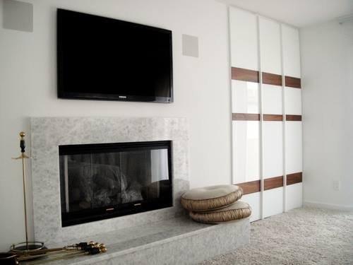 We create High- End Modular Kitchens, Modular Wardrobes, Bath Vanities, LCD Panels, Bars. - by Titano Interiors +91 9810332203, Delhi