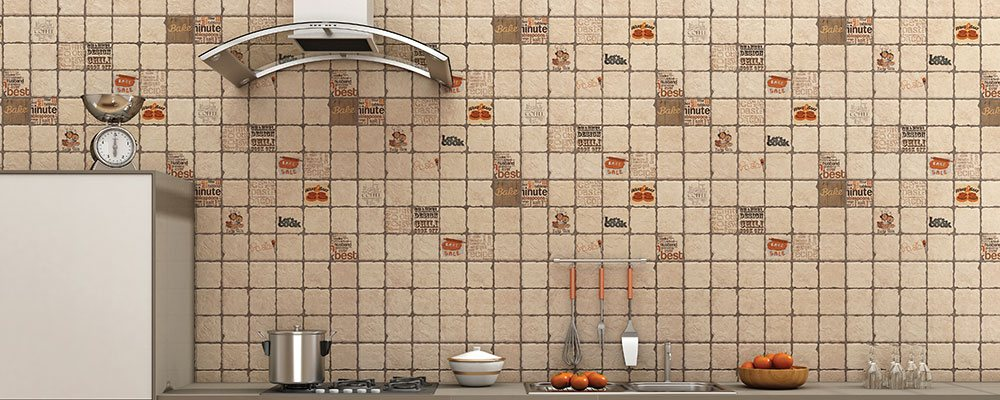There is more to #Kitchen than just the culinary art, That is Why Refine Floor's NITCO brings you a collection of that it will change the flavour of food. What Better Way to Spice Up Your Day  #Designer Tiles In Ahmedabad #Culina Beige For  - by Refine Floors, Ahmedabad