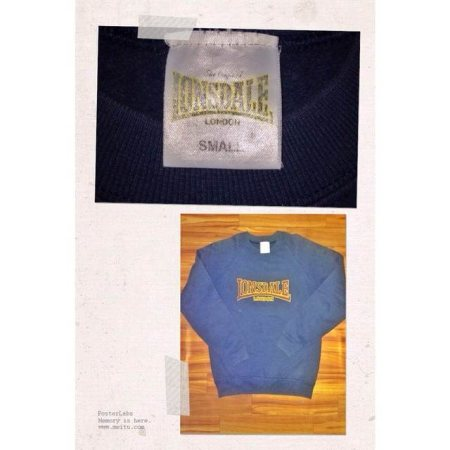 Lonsdale Sweater, used! 80/100 for condition. Size Small.  IDR: 150k COD only at Pisangan Baru Timur 3 Jatinegara.  #juallonsdale #lonsdale #jualsweaters #jualsweater #sweatermurah #terraces #casual #boxing #boots #oi #skinhead #punk #dres - by Closed, Jakarta