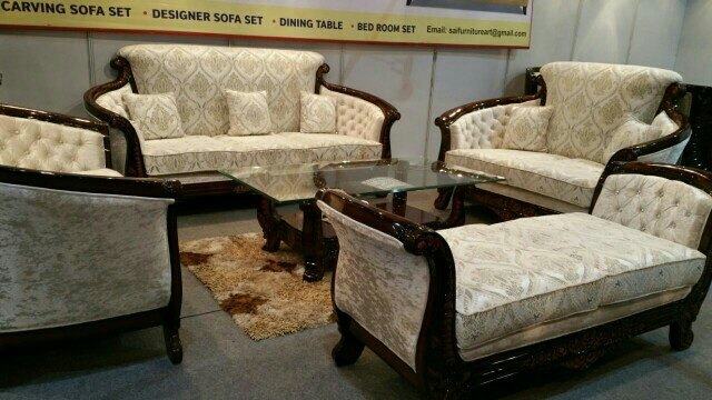 Our best selling sofa model name is GULMOHAR  - by SAI FURNITURE ART, Delhi