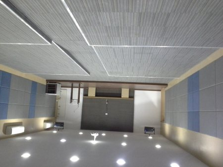 We do complete accoustics solutions for home Theatres, auditorium and cinima Theatre