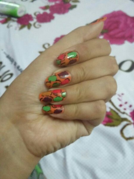 simple easy nail art for beginner's  - by Silky Nail Arts, North West Delhi