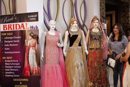 Specialist in Desigining of Bridl Lehanagas... Call Now... - by Rani Bridal Hub, Indore